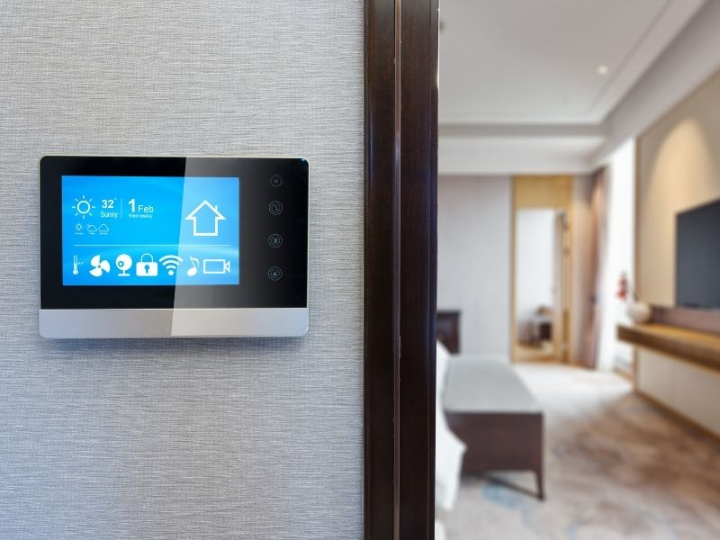 Home Automation Control - Design Innovation
