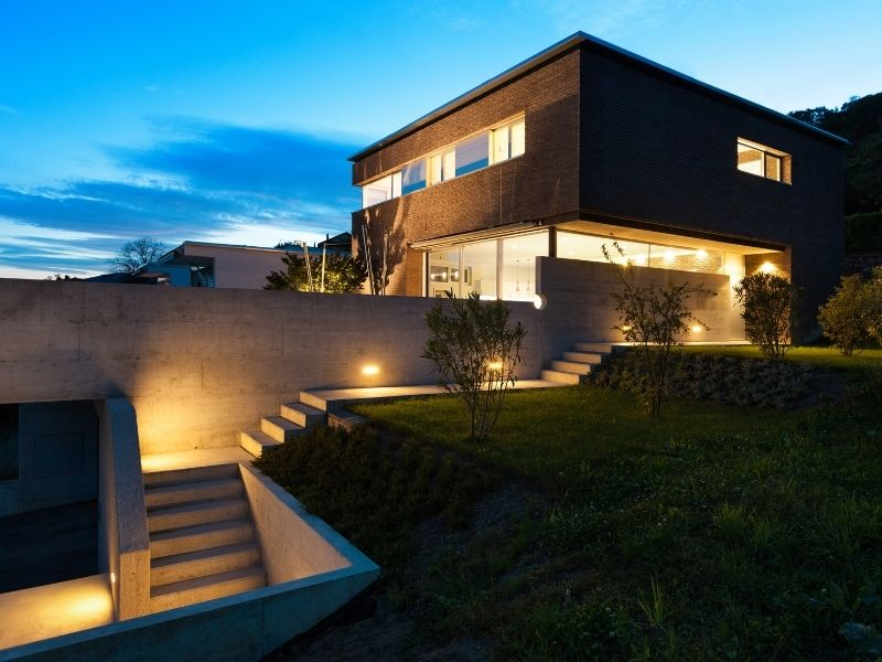 Lighting Control - home automation design