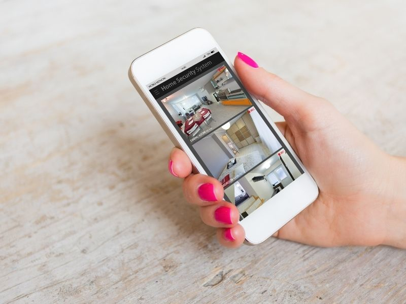 Remote Home Security - Design Innovation