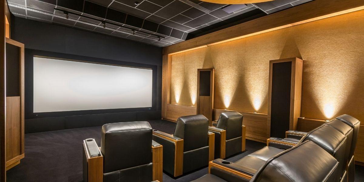 Bespoke Home Cinema Design and Installation